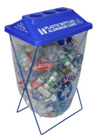 Clear Stream Recycling Container